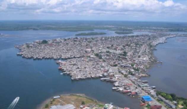 A las afueras de Tumaco esta ubicado el barioo Ciudadela 2000
