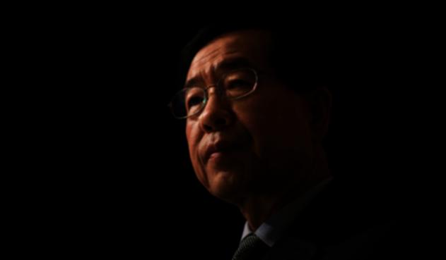 Hallan muerto al alcalde de Seúl, Park Won-soon