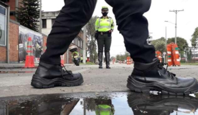 Policía de Tránsito / Peatones