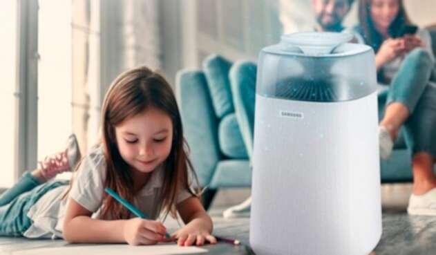 Purificador de aire Samsung