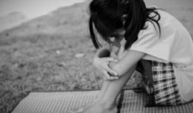 La madre de la menor pide ayuda y asegura tener miedo por las amenazas recibidas