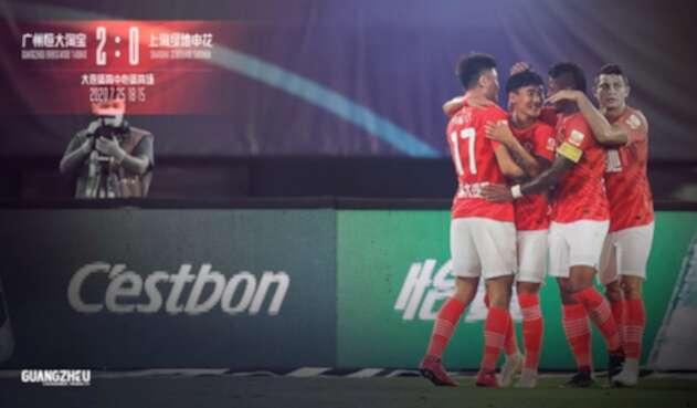 Regreso del fútbol a China