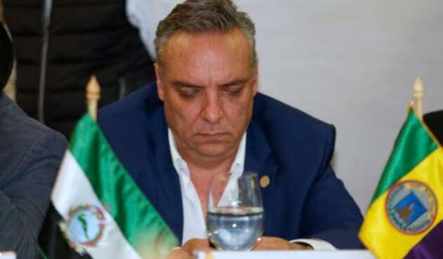 Roberto Jairo Jaramillo, gobernador de Quindío