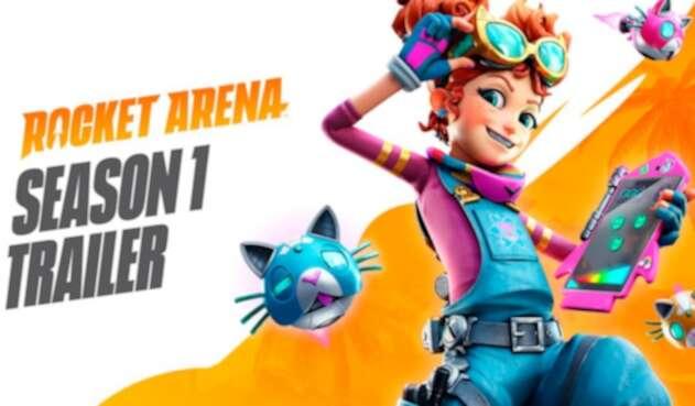 Rocket Arena lanza su primera temporada
