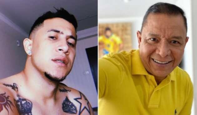 Iván René Valenciano, Michael Ortega