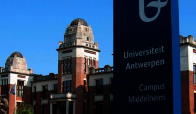 Alianza entre la U del norte y la Universidad de Amberes, Bélgica