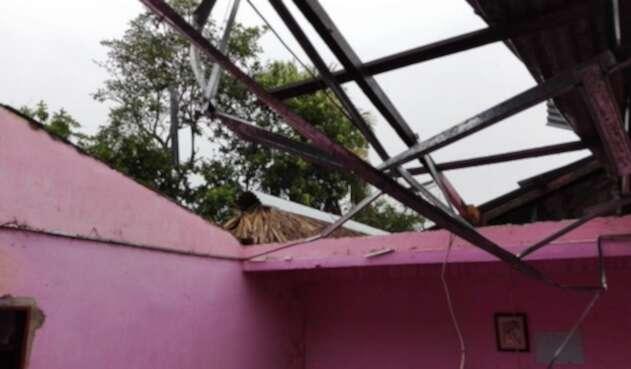 La Alcaldía Municipal de Magangué declaró la calamidad pública para poder atender a las familias que se vieron afectadas por esta emergencia