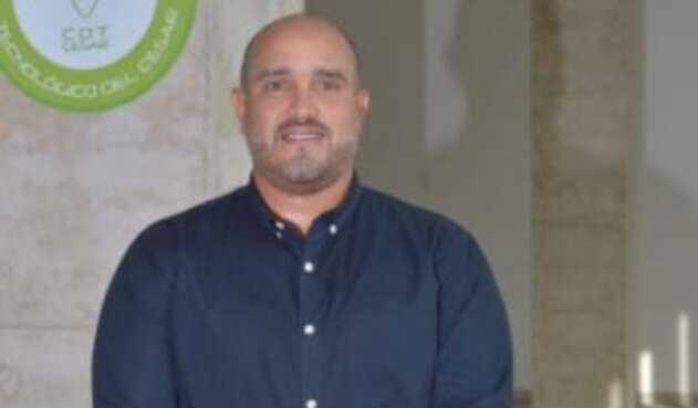 Wilson Solano, Gobernador encargado del Cesar
