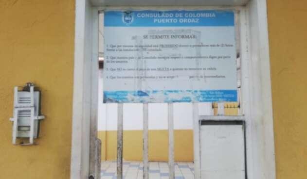 Consulado de Colombia en Venezuela