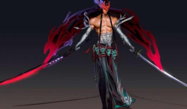 Yone, nuevo campeón que llega a League of Legends