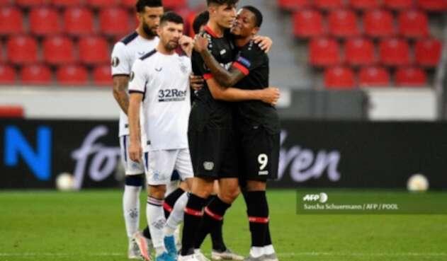 Bayer Leverkusen vs Rangers