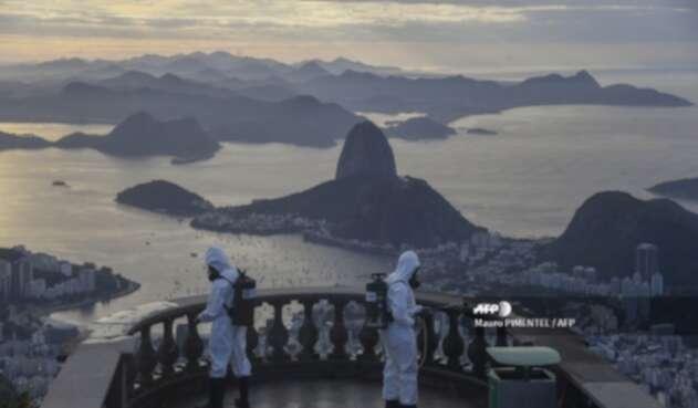 Brasil, coronavirus