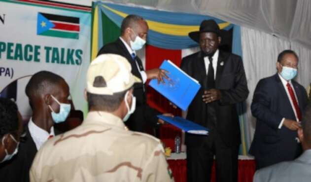 acuerdo de paz sudan
