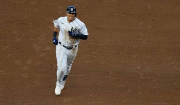Giovanny Urshela, Yankees