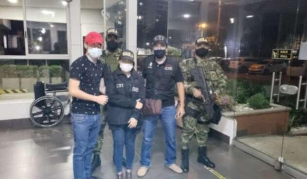 Liberación de Natalia Salazar gracias a presión de las autoridades | La FM
