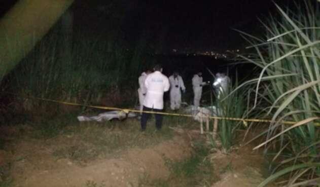 Masacre en Llano Verde, Cali