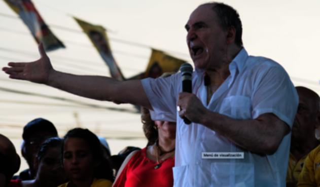 Expresidente de Ecuador, Abdalá Bucaram