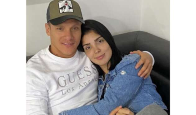 Andreina Fiallo y Javier Reina confirman su noviazgo