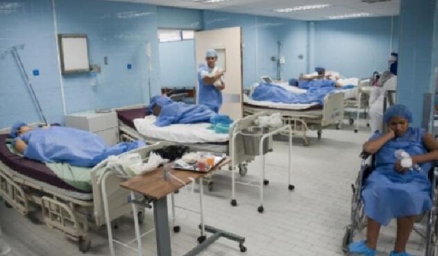 Se espera la llegada de camas intermedias a San Gil y UCI a otros centros asistenciales.