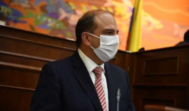 La Cámara de Representantes eligió a Carlos Carmargo Assis como nuevo Defensor del Pueblo