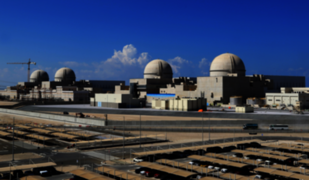 Central Nuclear en Emiratos Árabes