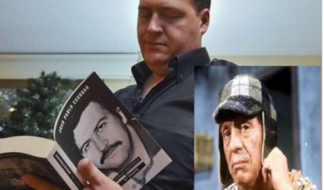 Sebastián Marroquín y El Chavo