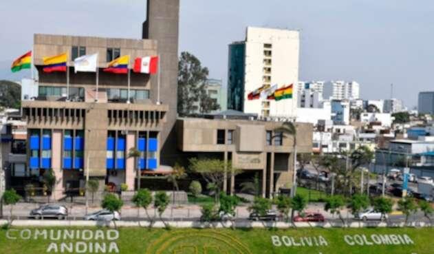 Comunidad Andina en Perú