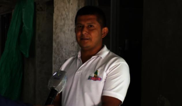Concejal Juan Carlos Hoyos
