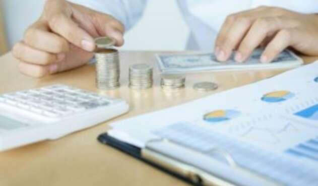 Dinero. Imagen referencial