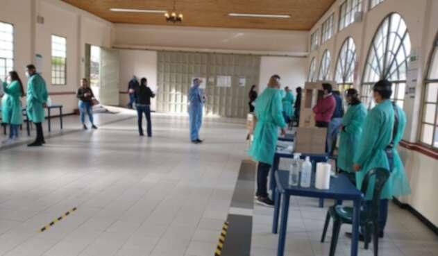 Jornada de elección atípica en el municipio de Sutatausa-Cundinamarca