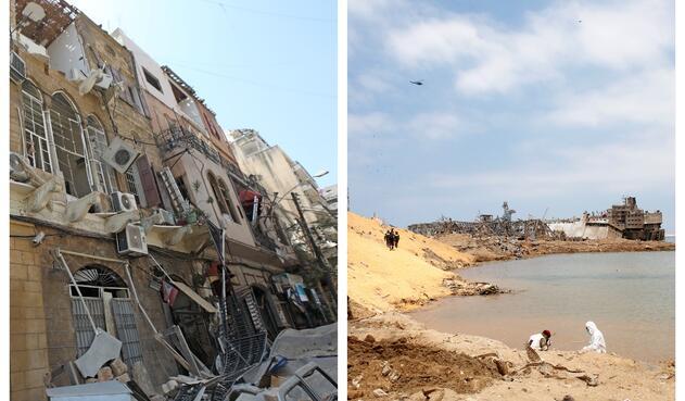 Explosión en Beirut, Líbano
