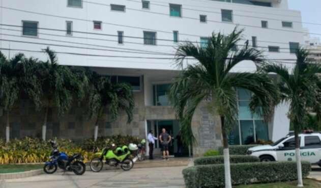 Edificio en Cartagena