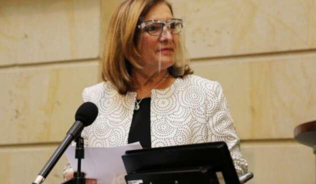 Margarita Cabello, procuradora electa