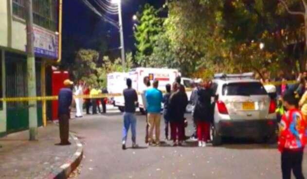 Hermanas asesinadas en Villa Mayor