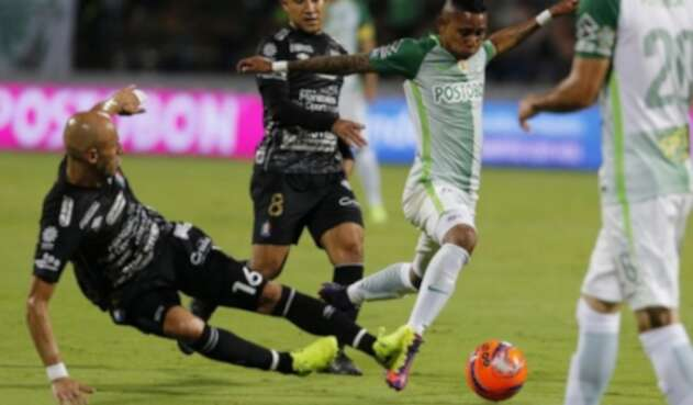 Once Caldas vs Nacional - Liga Betplay