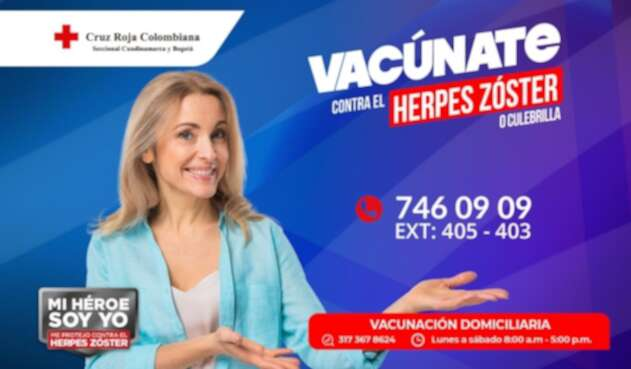 Imagen institucional Cruz Roja