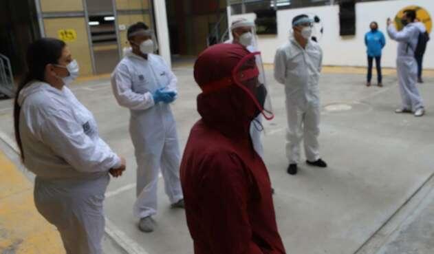 Reabren centro Bakatá para habitantes de calle tras superar brote de coronavirus