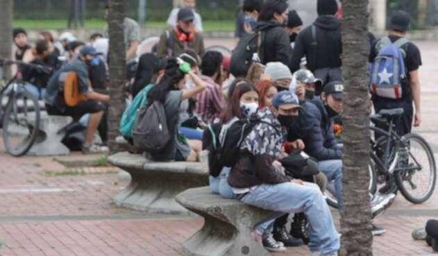 Jóvenes Bogotá