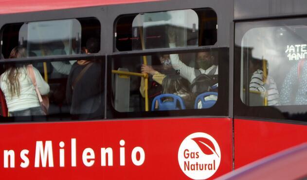 Nueva normalidad en Transmilenio / Transporte público en tiempos de coronavirus
