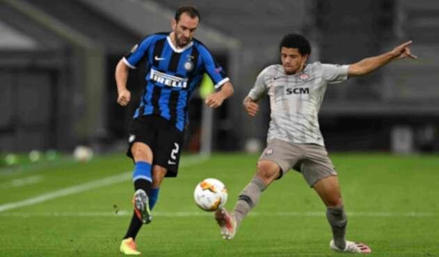 Inter de Milán vs Shakhtar, Europa League