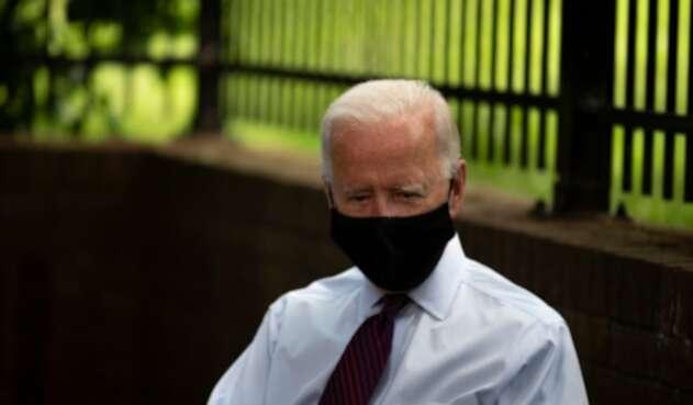 Joe Biden, candidato demócrata a la Presidencia de EE.UU.