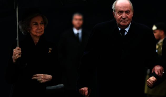 Rey emérito de España, Juan Carlos I de Borbón