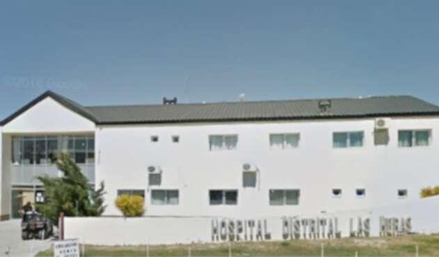 Hospital Las Heras en Argentina