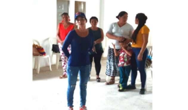 Lideresa Omaira Alcaraz, 'Cachi' fue asesinada en Bolívar