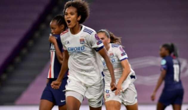 Lyon de Francia femenino
