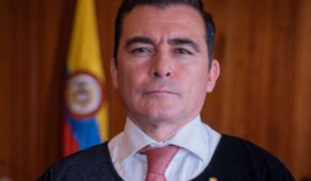 Magistrado César Reyes