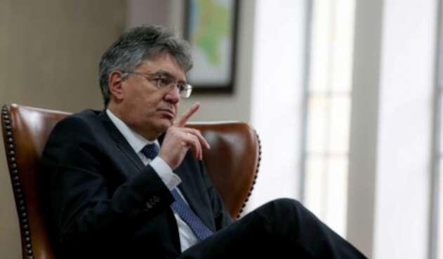 Mauricio Cárdenas, exministro de Hacienda