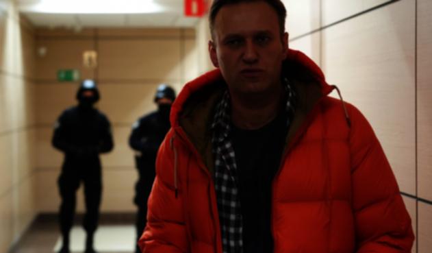 Líder opositor ruso, Alexéi Navalni