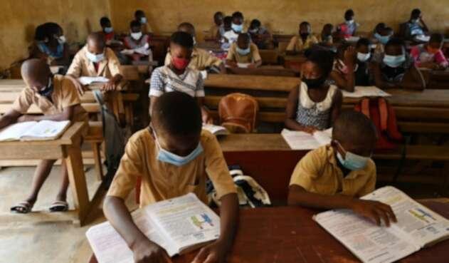 Regreso de niños a clases en medio de pandemia