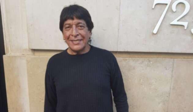 Oswaldo Marcial Palavecino, exdelantero argentino